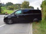 Schachen b. Herisau AR: Unfall zwischen zwei Personenwagen