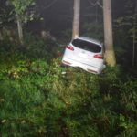 Herisau AR - Lenker kollidiert bei Unfall frontal mit Baum