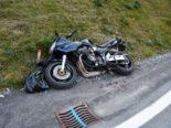 Chur GR: Motorradfahrer bei Unfall schwer verletzt