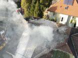 Birsfelden BL: Wohnung nach Brand nicht mehr bewohnbar