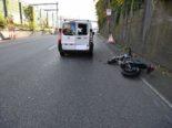 Muttenz BL: Motorradfahrerin (23) nach Unfall im Spital