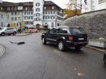 Herisau AR: 18-Jähriger bei Unfall verletzt