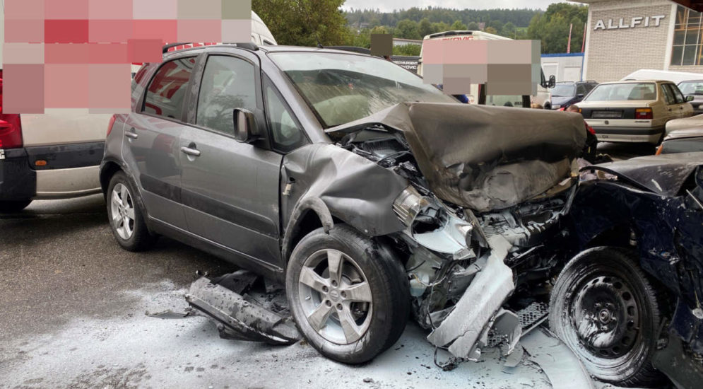 Rothrist AG: Autofahrer verstirbt nach Unfall im Spital