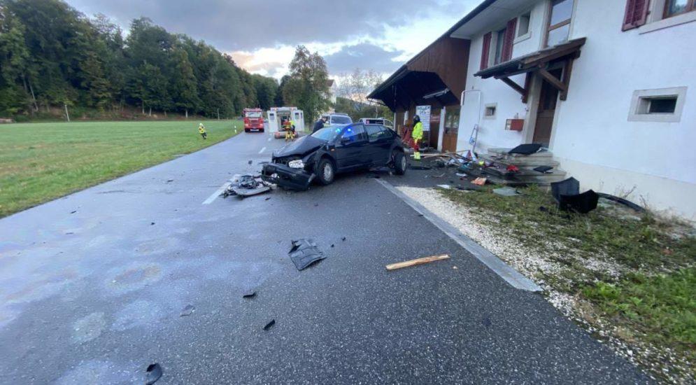 Veltheim AG: 18-Jähriger nach Unfall verstorben
