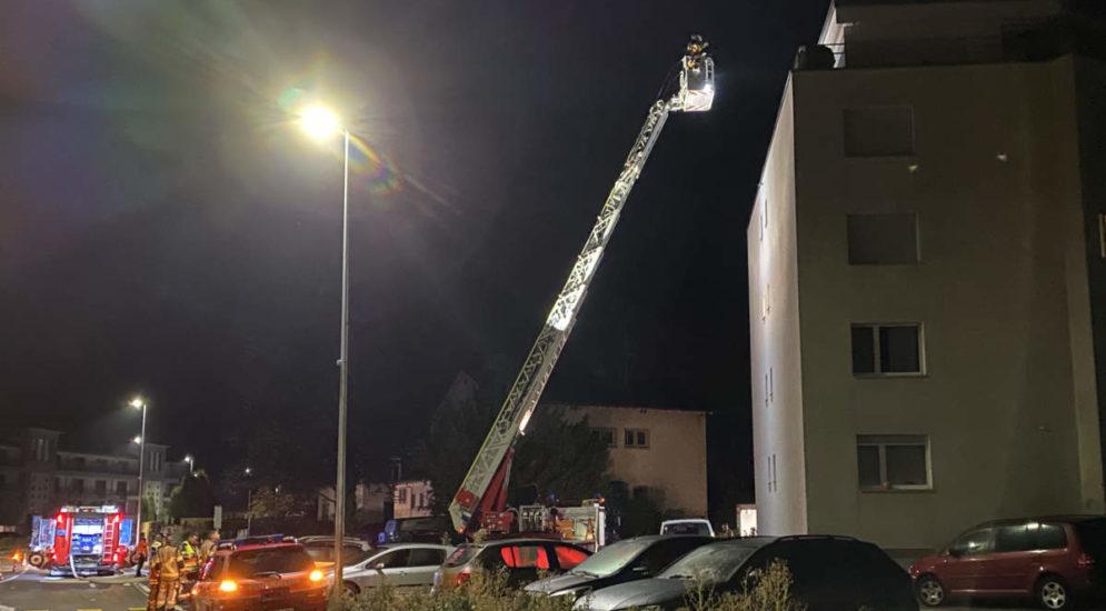 Horn TG - Zwei Feuerwehreinsätze im selben Haus