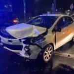 Unfall Lenzburg AG: Heftiger Crash auf Kreuzung