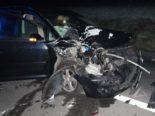 Erlen TG: Unaufmerksamer Fahrer verursacht Unfall
