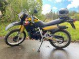 Obergerlafingen SO: Wer kann Angaben zu diesem Motorrad machen?