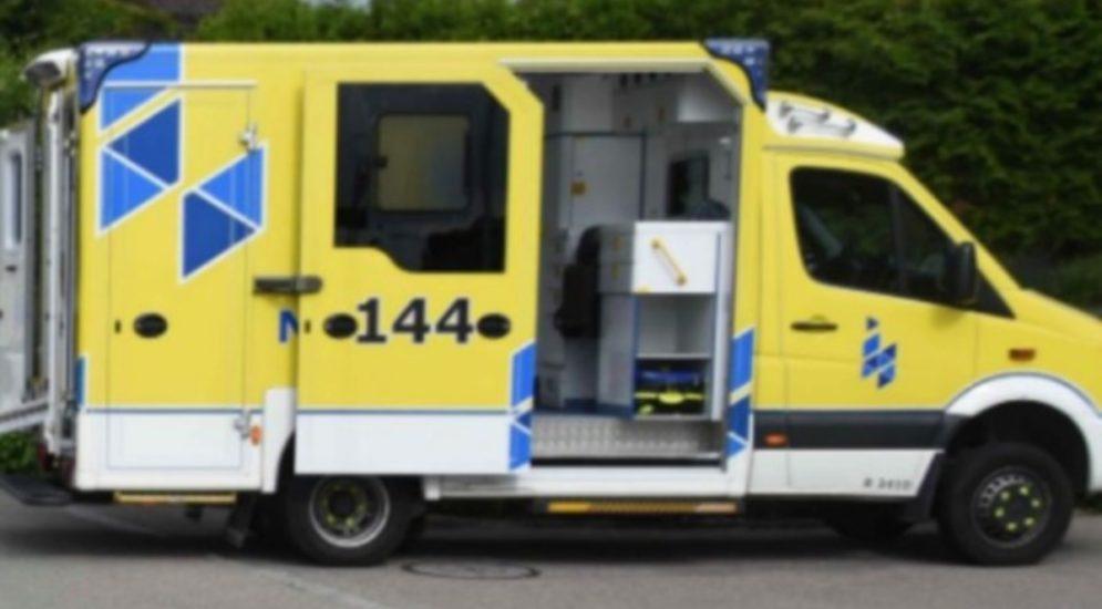 Attinghausen UR: Frau bei Unfall mit E-Scooter erheblich verletzt
