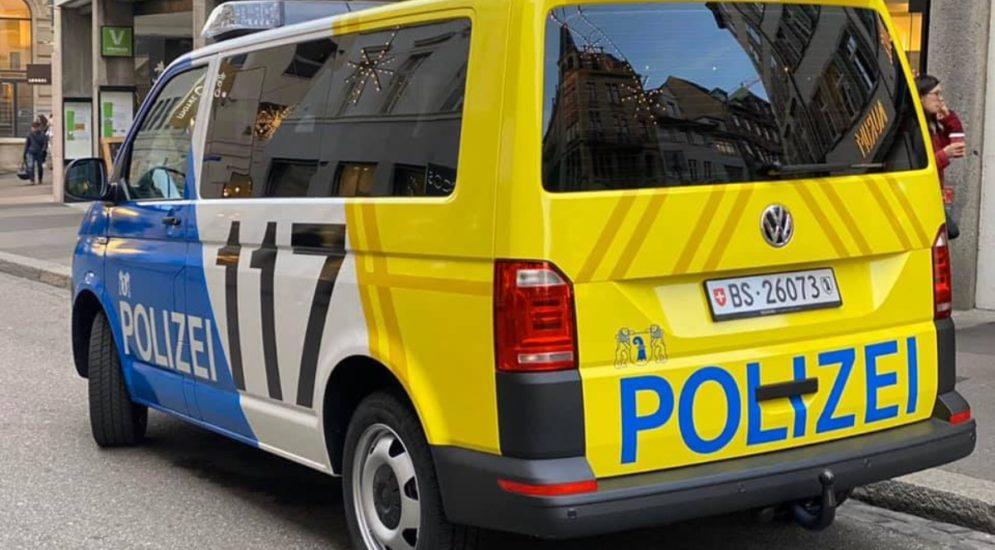 Basel: Nach Unfall aus dem Staub gemacht