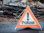 Brandstiftung in Thun fordert eine Million Franken Sachschaden
