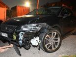 Goldingen SG: Nach Unfall ohne Schadensregulierung geflüchtet
