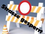 Vorsicht: Axenstrasse wegen Unfall gesperrt!