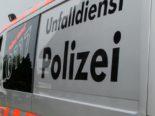 Stadt Luzern: Velofahrer bei Unfall verletzt