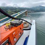 Walchwil ZH - Motorbootunglück: Suche nach vermisster Person wird intensiviert