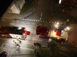 Zug: Polizei entdeckt Feuer und rettet Bewohner