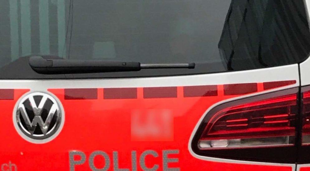 Ostermundigen BE: Mann greift Polizisten bei Personenkontrolle an