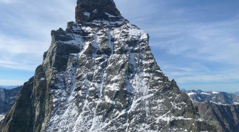 Matterhorn, Zermatt VS: 37-Jähriger stirbt bei Bergunfall