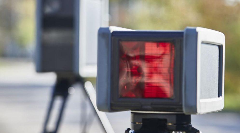 Wallis VS: Automobilist rast mit 163 km/h auf der «Route du Vin»