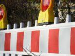 Täuffelen BE - Strasse wegen Unfall gesperrt