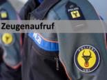 Altdorf UR: Mehrere Sachbeschädigungen - Person mit gelber Regenjacke gesucht