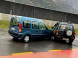 Altdorf UR: Unfall zwischen zwei Autos