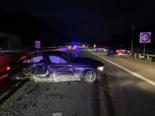 Martinach VS: Geisterfahrerin auf A9 verursacht Unfall