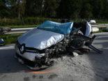 Oberriet: Geisterfahrer baut Unfall - Autobahn 3 Stunden gesperrt