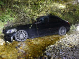 Bei Unfall in Wolhusen LU: Alkoholisiert und unter Drogeneinfluss in Bach gelandet